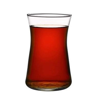 Paşabahçe Heybeli Çay Bardak 6 Lı Renkli